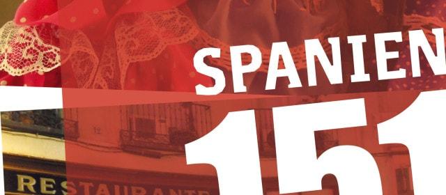 Lesefutter: Zweimal quer durch Spanien